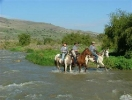 cavalcata nel Golan